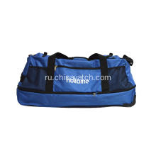 2018 Top Sales Foldable Wheeled Duffle Bag