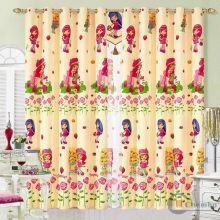 2013 nuevas cortinas del dormitorio de los cabritos del diseño