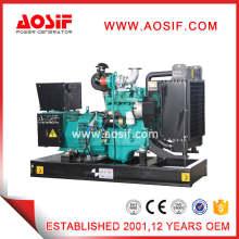 Стандартная Конфигурация се 20квт CUMMINS дизельный двигатель генератор набор
