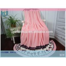 2015 fábrica venta por mayor nuevos productos polar lana franela de coral fleece