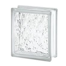 Bloco de vidro decorativo quadrado relativo à promoção