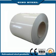 Bobina de acero galvanizada prepintada color grueso de 0.48mm