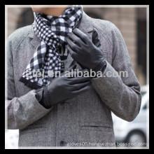 mens stick cuff car driving glove