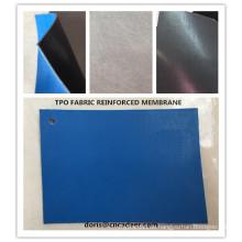 Imprägnierung TPO Gewebe verstärkte Membrane