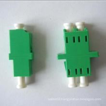 LC/APC-LC/APC Single-Mode Duplex Fiber Optic Adapter