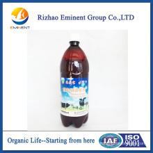 Preparado biológico bacteriano orgánico para aditivo alimentario