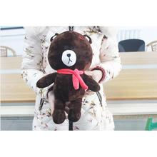 Jualan Langsung Cute Brown Bear Toy Stuffed