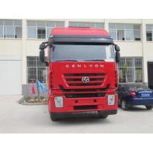 Heavy Duty Iveco 6 * 4 Tractor Head 6 * 4 trator de trilha