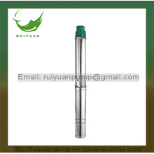90qjd 2HP Copper Wire Stainless Steel Borehole Submersible Water Pump (90QJD2-16/1.5KW)