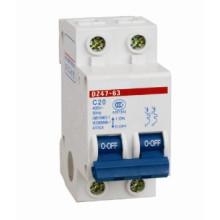 Min. Leistungsschalter mit Dz47