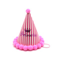 Supplies Cute Clown Paper Cone Cap Baby Hat