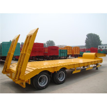 Heavy Machinery Transport Low Bed Semi-Trailers