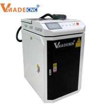 Fiber Laser Iron metal cleaning Machine