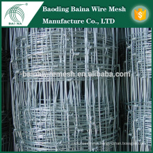 Professional manufacturer cheap galvanized wire farm fence for cattle/sheep fence