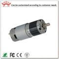 High Torque Planetary Gearbox Brushed DC Motor