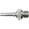 Crimped fitting G3/8 M  hose Fitting R1-R2 5/16""