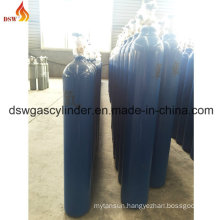 O2 Gas Cylinder with Blue Color