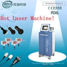 Professional Diode Lipolaser Beauty Salon Equipment (LS650)