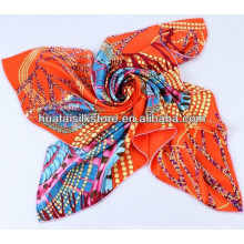 2014 new design beautiful scarf gift for mother day