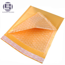 Customized printed plastic shock resistance bubble mailers