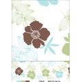 Mantel impreso PVC no tejido barato al por mayor barato para casarse / partido / hogar