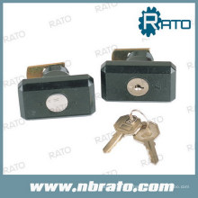 Black Electronic Cabinet Cam Lock