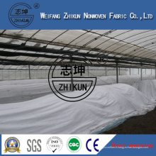Tissu non-tissé de 100% pp utilisé pour l'agriculture avec le prix concurrentiel