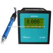 Chlorine dioxide and ozone analyzer, widely used in such industries as water supply
