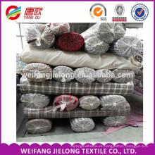 venta al por mayor de tela de franela 100% de algodón de prueba de stock venta de tela de franela de algodón de buena calidad