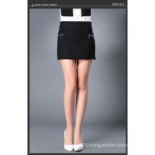 Wholesale Cheap Price Office Ladies Short Skirt for Women
