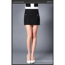 Короткая юбка с короткими рукавами для женщин