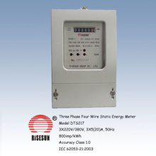 Power Meter with Three Phase