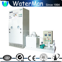 Drinking water plant chlorine dioxide generator