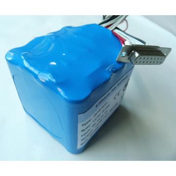 14.8V 10.4Ah lithium battery with smbus