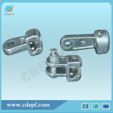 Hot sale for Link Fitting For Substation Galvanized Drop Forged Socket Clevis Eyes supply to China Macau Wholesale
