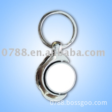 Sublimation Metal Keychain