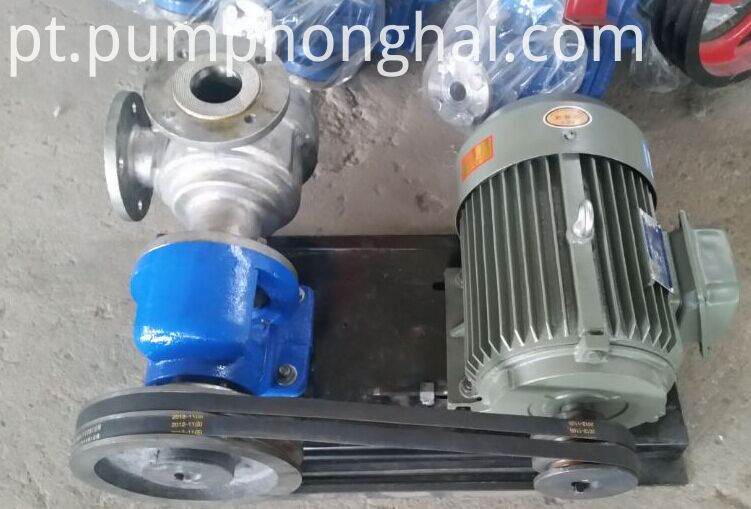 cooking oil gear pump