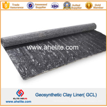 Généreuses en argile géosynthétique en polyéthylène HDPE Gcl