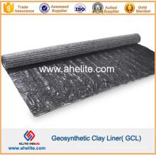 Пластинчатые геосинтетические глиняные футеровки из полиэтилена высокой плотности