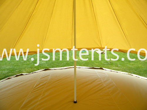 Breathe Canvas Bell Tents