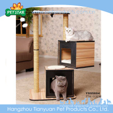 Factory Directly Provide High Quality Cat Furniture Cat Climbing Tree