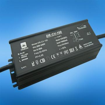 0-10V dimmable IP67 Waterproof Led Driver