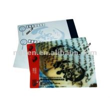 OEM Pet 3D Effect Lenticular Entance Ticket