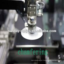 China empresa produz janelas de safira de alta qualidade