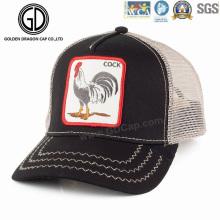 2016 Mode-modisches Tier-Muster-Stickerei-Abzeichen-Fernlastfahrer-Hut