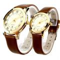 Hl45wholesale Cheap Price Hot Sale Fashion Stainless Steel Men′s and Women′s Wrist Quartz Watch