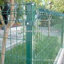 Hook Style House Fence
