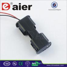 Daier Batteriehalter 3v Rücken an Rücken Batteriehalter 2 aa