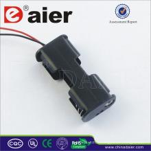 Держатель Daier батарея 3V спина к спине держатель батареи 2 АА