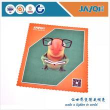 Benutzerdefinierte Sublimationsdruck Brillenputztuch
